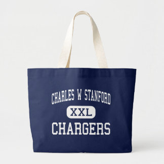 Charles W Chargers Hillsborough Tote Bags