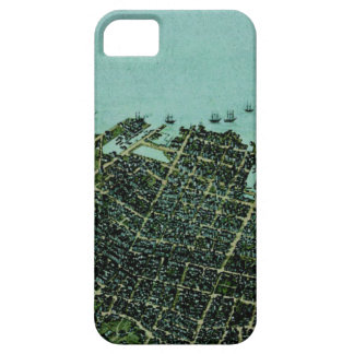 CharlestonHistoryMap iPhone 5 Cover
