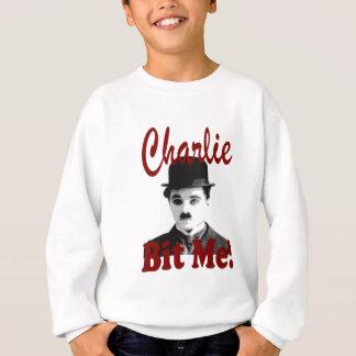 Charlie Bit Me Sweatshirt