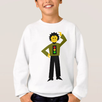 "Charlie ""Cautious"" Yellobellow Sans Label Sweatshirt"