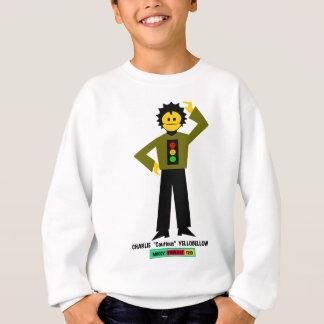 """Charlie """"Cautious"""" Yellobellow Sweatshirt"""