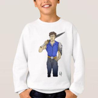 Charlie Flint Sweatshirt
