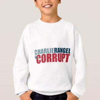 Charlie Rangel is Corrupt Sweatshirt