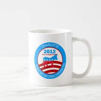 Charlotte 2012 Democrat Convention Coffee Mug