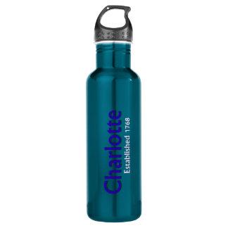 Charlotte Established Water Bottle (24 oz)