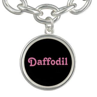 Charm Bracelet Daffodil