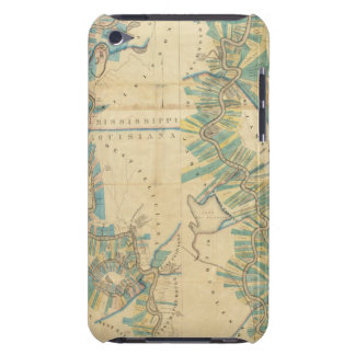 Chart of The Lower Mississippi River Barely There iPod Cover