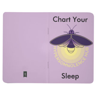 Chart Your Sleep Booklet Journals