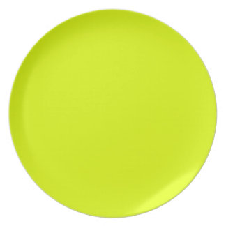 Chartreuse Plate
