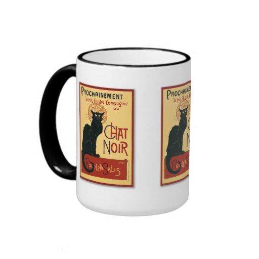 Chat Noir Mug