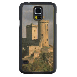 Chateau Comtal Chateau of the Counts of Maple Galaxy S5 Slim Case