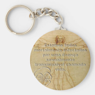 Chaveiro Vida Key Ring