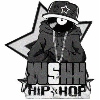 Chaveiro WSHH Hip Hop Escultura Foto