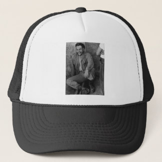 Che laughing trucker hat