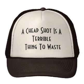 Cheap Shot Cap
