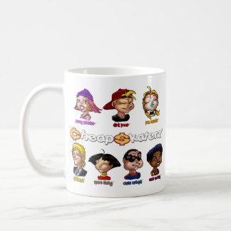 Cheap Skaterz® Crew Mug