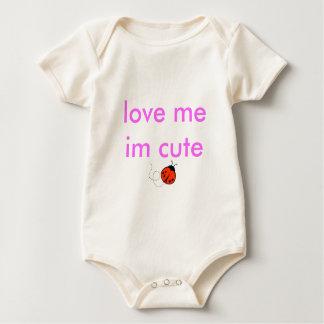 check me baby bodysuit