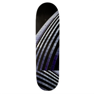 Check out this cool board - slick and stylish custom skate board
