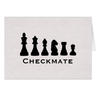 Checkmate Card