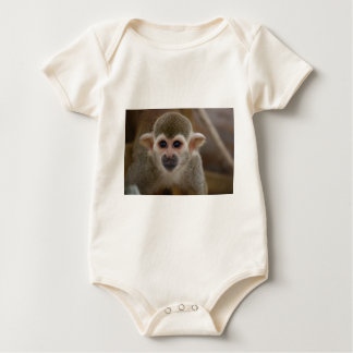 Cheeky Little Monkey Baby Creeper