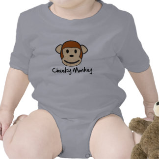 cheeky monkey 2 tshirts