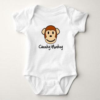 cheeky monkey 2 tee shirt