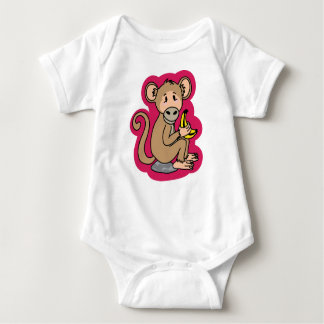 Cheeky Monkey Baby Creeper