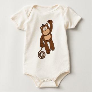 Cheeky Monkey Design Bodysuits