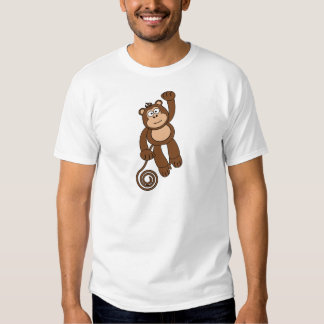 Cheeky Monkey Design T-shirts