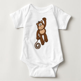 Cheeky Monkey Design Tee Shirts