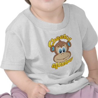 Cheeky Monkey  for boys T-shirt