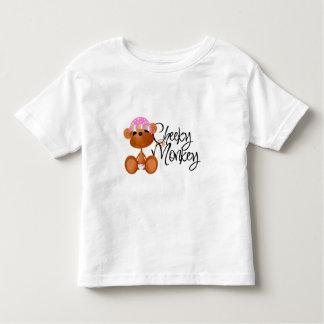 Cheeky Monkey - Girl Tshirts and Gifts