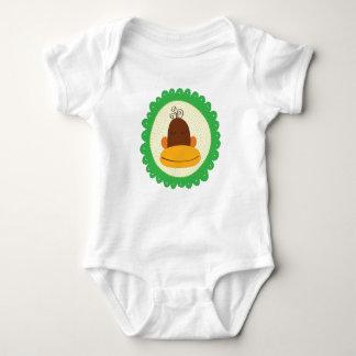 Cheeky Monkey Horoscope Baby Bodysuit