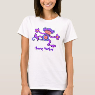 Cheeky Monkey Large T-Shirt