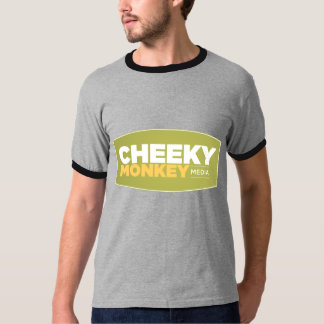 Cheeky Monkey Logo Tee Shirt
