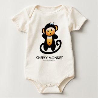 Cheeky Monkey Romper
