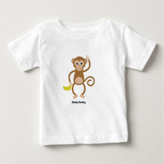 Cheeky Monkey T-Shirt for Kids