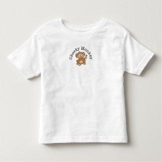 Cheeky Monkey Toddler T-Shirt