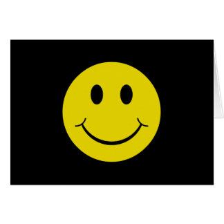 Cheeky Smiley Card