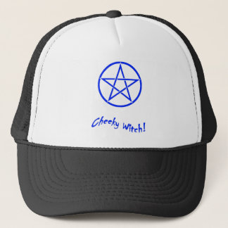 Cheeky Witch Star Collection (Blue) Trucker Hat