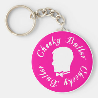 CheekyButler Key Chain