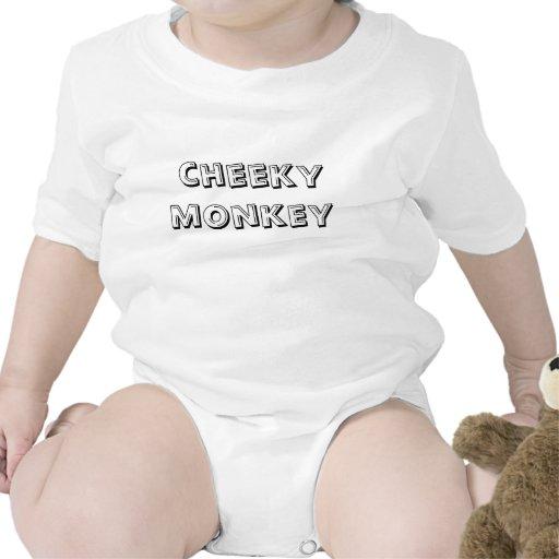 CheekyMonkeyTshirt Creeper