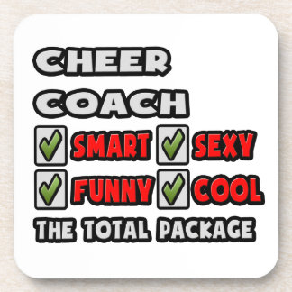 Cheer Coach ... The Total Package Coaster