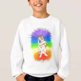 cheer down sweatshirt