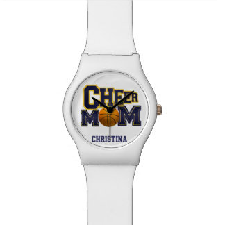 Cheer Mom Basketball Watch