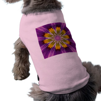 Cheerful Hope Purple Kaleidoscope Shirt