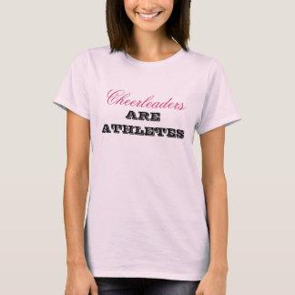 Cheerleaders, ARE ATHLETES T-Shirt