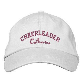 Cheerleader's Custom Embroidered Ball Cap Baseball Cap