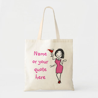 Cheers Let's Party! Tote Bag