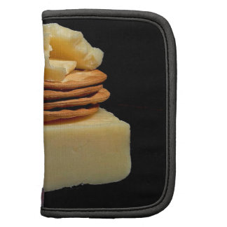 CHEESE AND CRACKERS SNACK - CHEESE SNACK FOLIO PLANNER